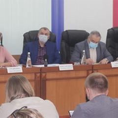 Владимир Константинов посетил Бахчисарайский район